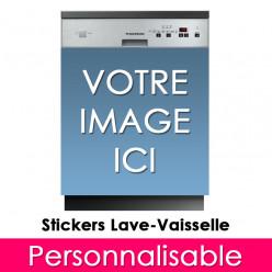 Stickers Lave Vaisselle Personnalisable