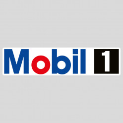 Stickers mobil 1