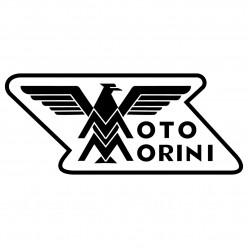 Stickers moto morini