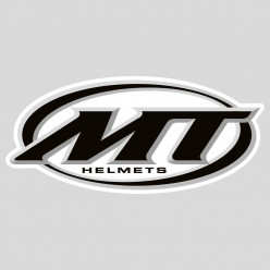 Stickers mt helmets