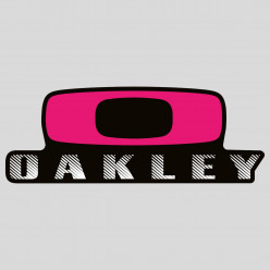Stickers oakley