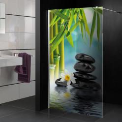 cabine de douche zen