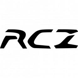 Stickers peugeot RCZ