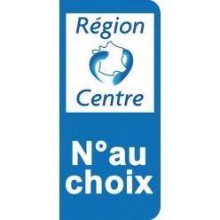 Stickers Plaque Centre