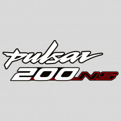 Stickers pulsar 200 ns
