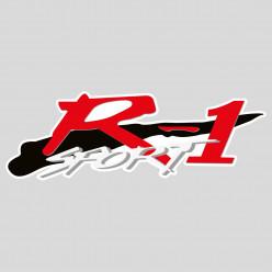 Stickers r-1 sport