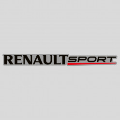 Stickers renault sport
