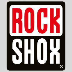 Stickers rock shox