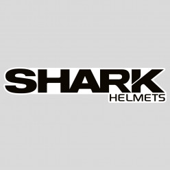 Stickers shark helmets