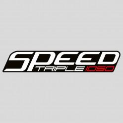 Stickers speed triple 1050r