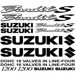 Stickers Suzuki 1200 bandit S