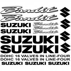 Stickers Suzuki bandit