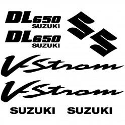 Stickers Suzuki DL 650 Vstrom