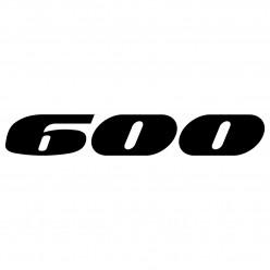 Stickers suzuki gsxf 600