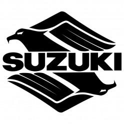 Stickers suzuki intruder
