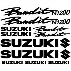 Stickers Suzuki N1200 bandit