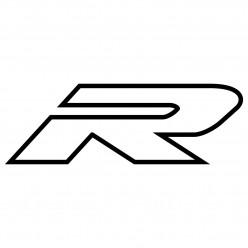 Stickers suzuki R