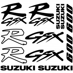 Stickers Suzuki R Gsx 600