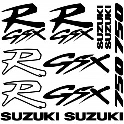 Stickers Suzuki R Gsx 750