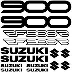 Stickers Suzuki RF900R