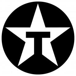 Stickers texaco