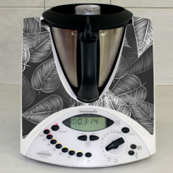 Stickers Thermomix TM 31 Feuilles