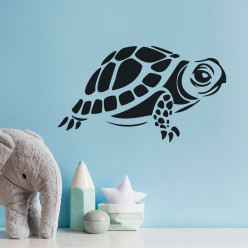 Stickers tortue