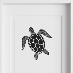 Stickers tortue marine