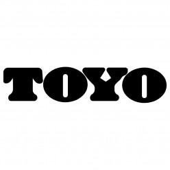Stickers toyo