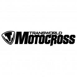 Stickers transworld motocross