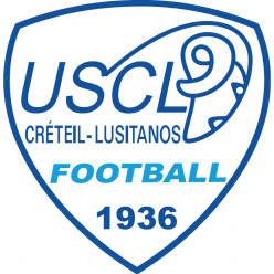Stickers US CRETEIL LUSITANOS