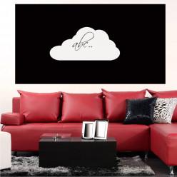 Stickers velleda nuage