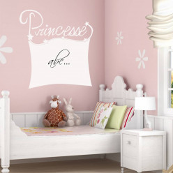 Stickers velleda princesse