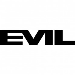 Stickers vélo evil bikes