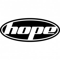 Stickers vélo hope bikes