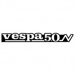 Stickers vespa 50 N