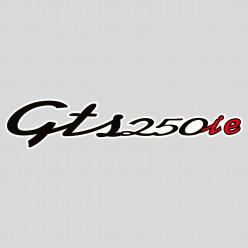 Stickers vespa gts 250 ie