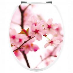 Stickers WC Fleur de Cerisier