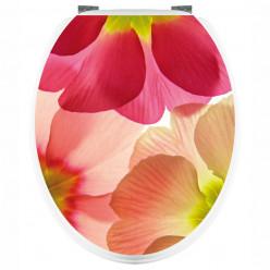 Stickers WC Pétales de Fleur