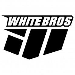 Stickers white bros