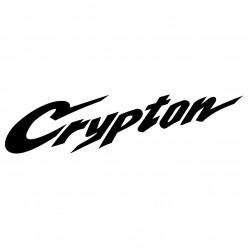 Stickers yamaha crypton