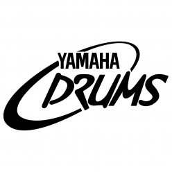 Stickers yamaha drums