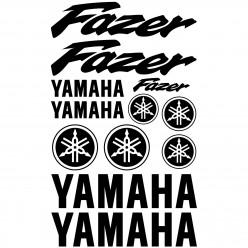 Stickers Yamaha Fazer