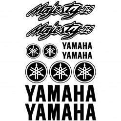 Stickers Yamaha Majesty 125
