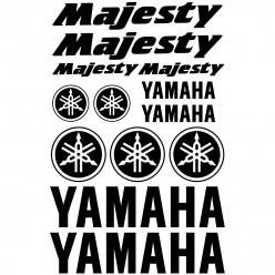 Stickers Yamaha Majesty