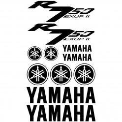 Stickers Yamaha R750