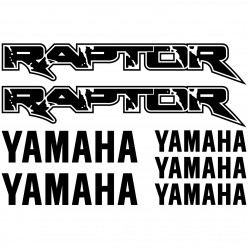 Stickers Yamaha RAPTOR