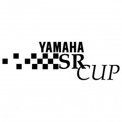 Stickers yamaha SR cup