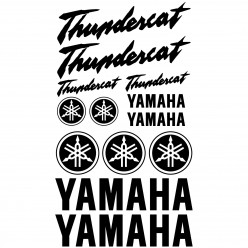 Stickers Yamaha Thundercat