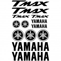 Stickers Yamaha Tmax